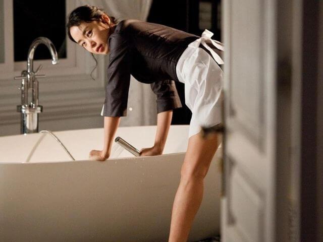 the housemaid - 2010