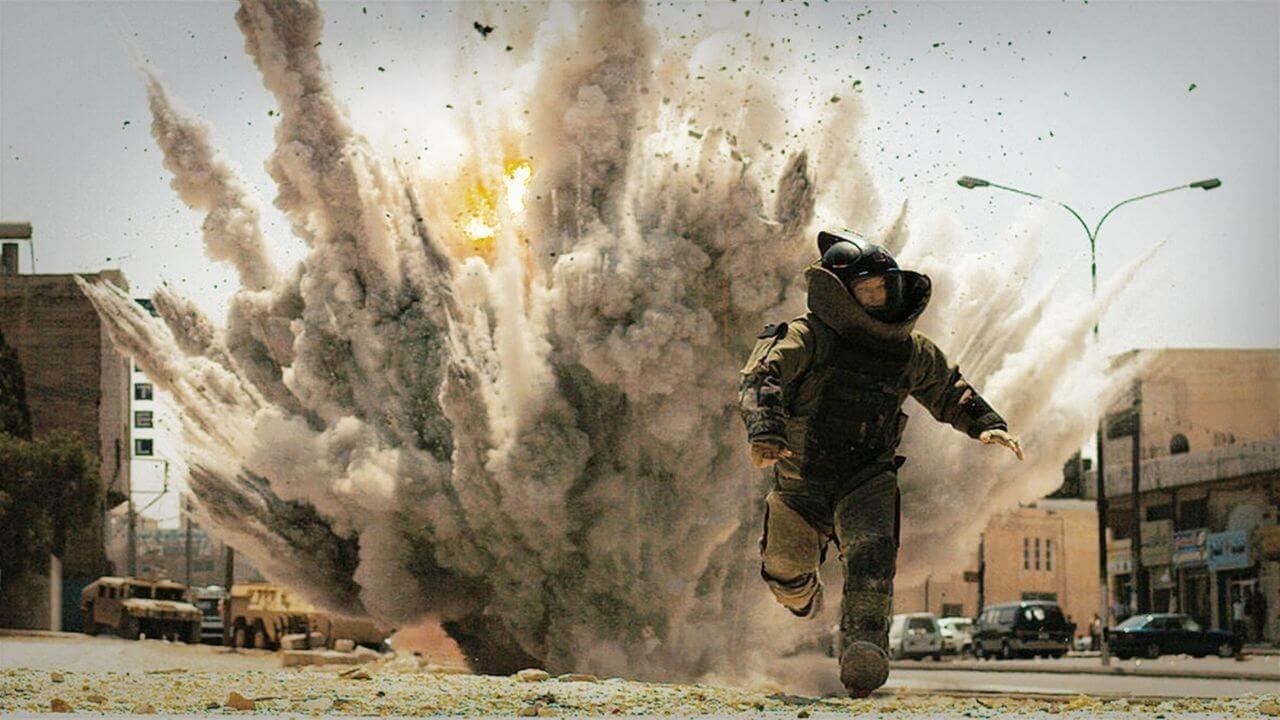 the hurt locker - 2008 - film perang modern