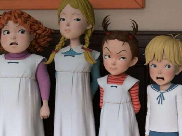earwig and the witch trailer