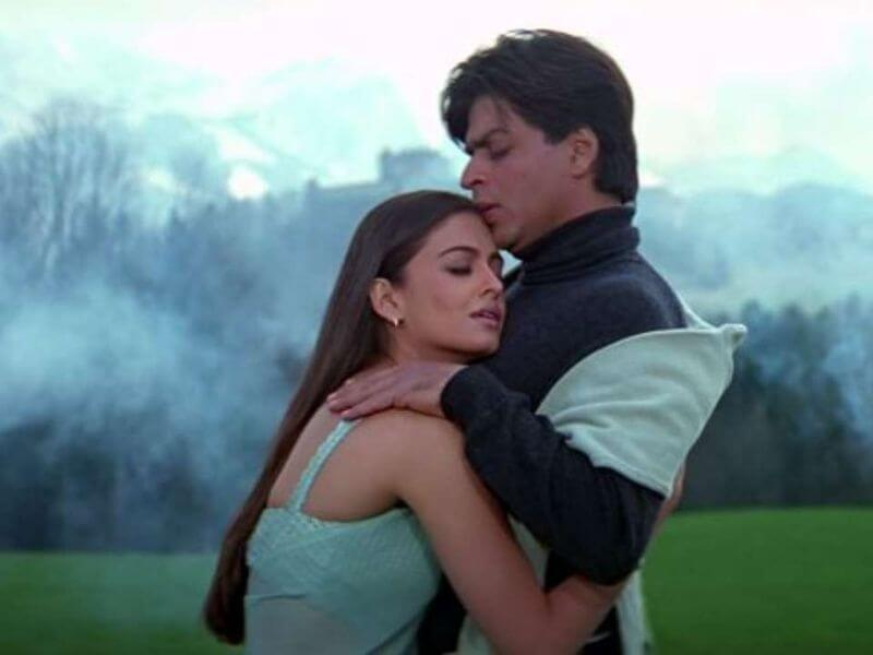 mohabbatein - film india romantis