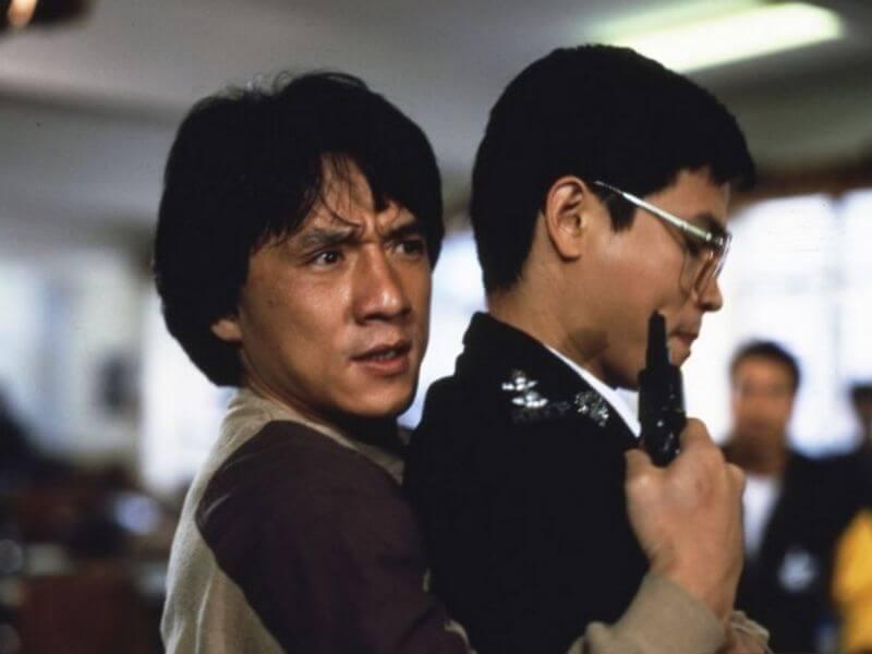 police story - film kungfu