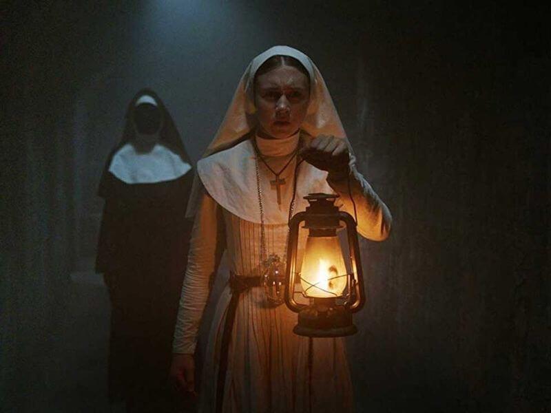 the nun - film hantu conjuring universe